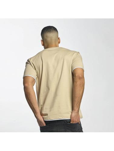 Def Hombres Camiseta De Base Dans Beis nouveau pas cher le magasin MDqlnz