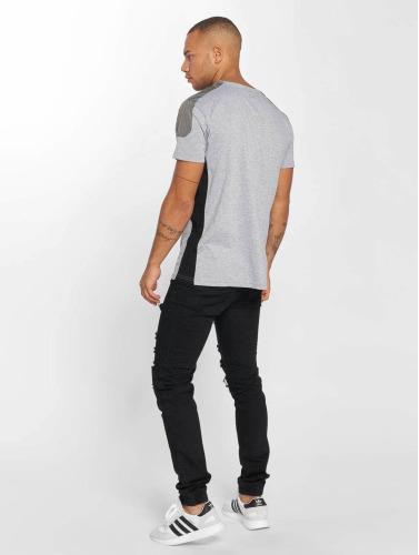 Def Hombres Camiseta Sanctuaire En Gris pas cher ebay 27QpnEZL