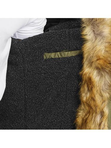 Def Hommes Jacopo Veste D'hiver En Vert véritable vente Q0XpeWaPH