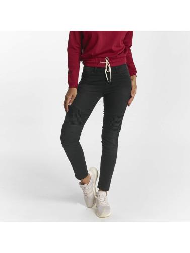 Les Femmes Def Jeans Serrés En Noir Nervuré jeu combien prise avec MasterCard vente Footaction vente ebay Pfg2I