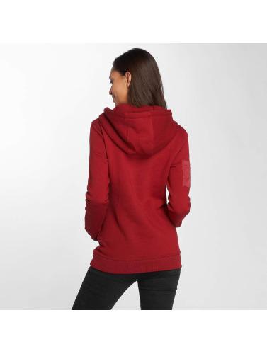 réduction explorer authentique Bras Def Femmes Sweat-shirt De Poche En Rouge rabais exclusif i3GoQ1Z5vu