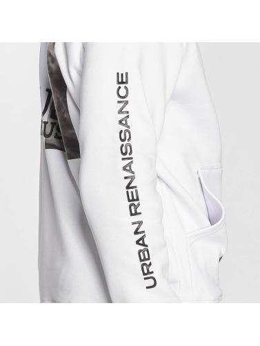 Deus Maximus Hommes Blancs En Sweat-shirt Gris boutique d'expédition pour choix pas cher En gros sites de dédouanement PTKAjRBS