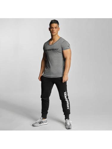 Devilsfruit Hombres Camiseta De Base En Gris qualité supérieure vente nouveau débouché wLolaop0C