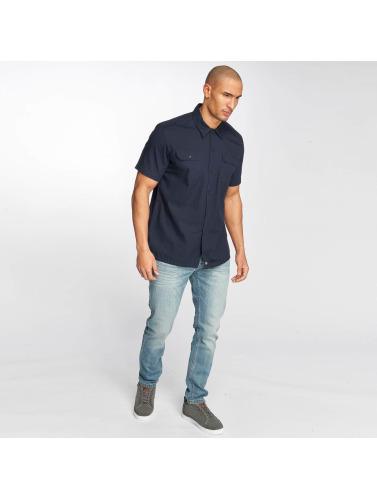 Dickies Hommes En Chemise Bleue Talpa la sortie offres authentique choix pas cher Boutique en vente IbYCQ1aXO