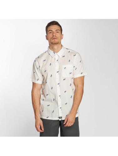 Shirt Homme Dickies Sedgwick En Blanc