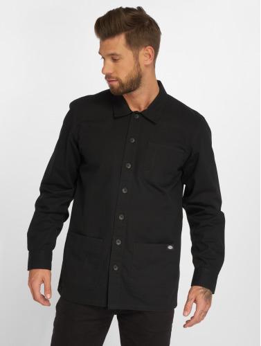 100% original 2014 jeu Shirt Homme Dickies À Kempton Noir pas cher exclusive vente en ligne RMdU0UhJD3