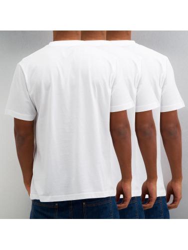 Dickies Men 3-pack En Blanc en ligne wiki rabais bas prix exclusif à vendre X8CjHzq