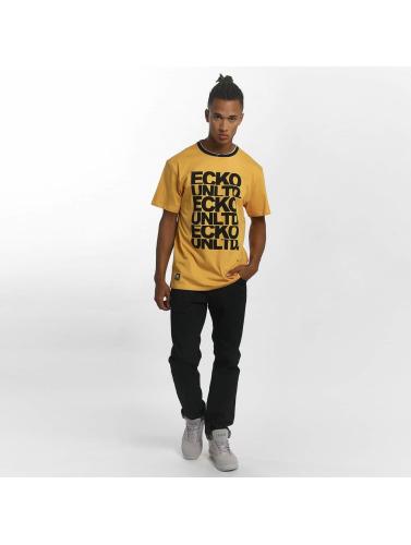 Ecko Unltd. Ecko Unltd. Hombres Camiseta Fuerteventura In Amarillo Le Fuerteventura Des Hommes En Jaune vente parfaite original jeu prix des ventes parfait jeu 9Heb2Wygjk