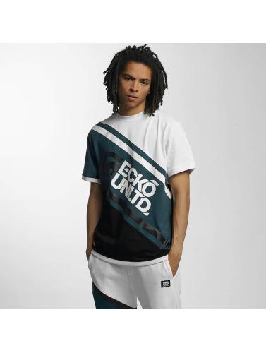 jeu rabais faux jeu Ecko Unltd. Ecko Unltd. Hombres Camiseta Vintage In Verde Millésime Hommes En Vert nF1tkHTHp