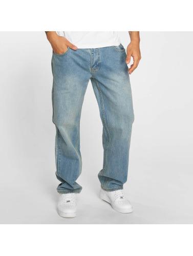 Ecko Unltd. Ecko Unltd. Hombres Vaqueros Anchos Gordons Lo In Azul Larges Hommes En Jeans Bleu Gordons Ce