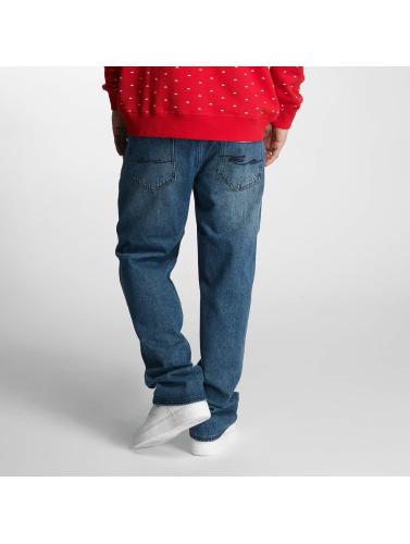 unisexe Livraison gratuite Nice Ecko Unltd. Ecko Unltd. Hombres Vaqueros Rectos Illuminati In Azul Les Hommes En Jeans Bleu Illuminati Droite Livraison gratuite Finishline best-seller de sortie WVyJWrX86d