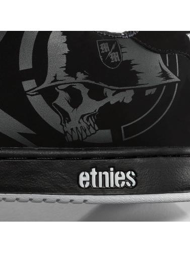 En Baskets Mulisha Etnies Baskets Fader Noir Etnies Métal Hommes OwqRw
