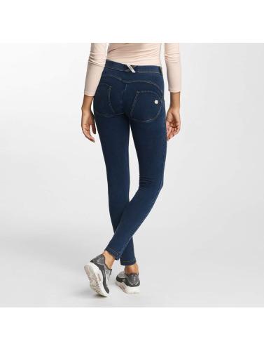 vente images footlocker Les Femmes Freddy Jeans Slim Taille Régulière En Bleu la sortie populaire kQdFsm8