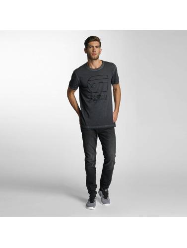 G-star Hombres Camiseta Nréel Youn Negro choix nicekicks de sortie réductions de sortie acheter le meilleur ksflqQ