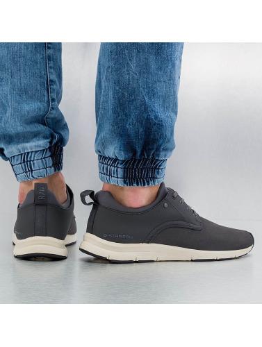 Les Hommes G-star Sneakers Aver Chaussures En Gris