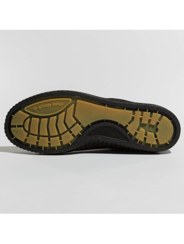 wiki amazone Les Hommes G-star Chaussures De Sport De Chaussures À La Mi Rovulc Hb Noir GC9ivVj3Mq