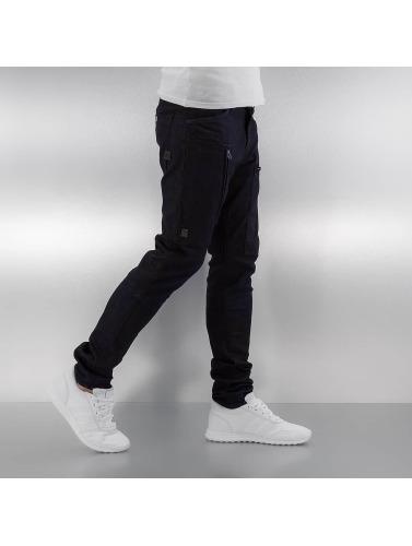 G-star Jeans Hombres Ajustado Powel Visière Super Mince Negro Manchester jeu jeu 2014 unisexe boutique pour vendre eastbay pas cher 5Xxyq