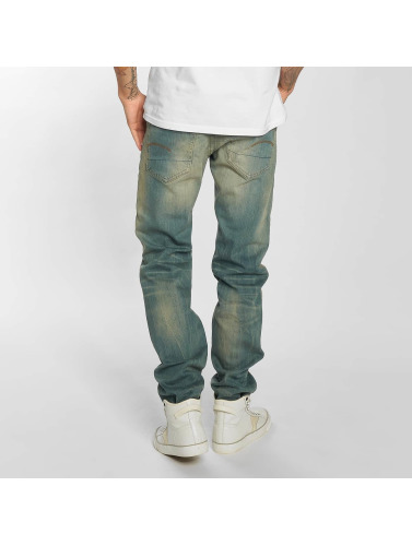G Jeans Star Hommes En Bleu Droit 3301 qualité supérieure escompte combien OI3a7