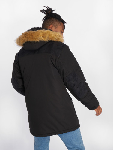 Crades Veste Les Pamir D'hiver Pics Hommes Portent Noir En zCxOgnq