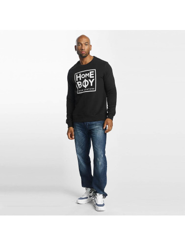 Hombres Homeboy Jersey Defenition Negro Footaction vraiment heznx4ad
