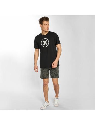 boutique pour vendre Icône Cercle Hurley Hommes En Noir meilleur choix PfjDmh