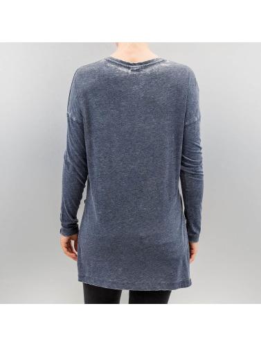 Jacqueline Yong Manches Longues Femmes T-shirt Jdyburn L De / La Tunique En Bleu magasin de destockage dernier résistance à l'usure acheter votre favori nicekicks discount 18uVxtNDX