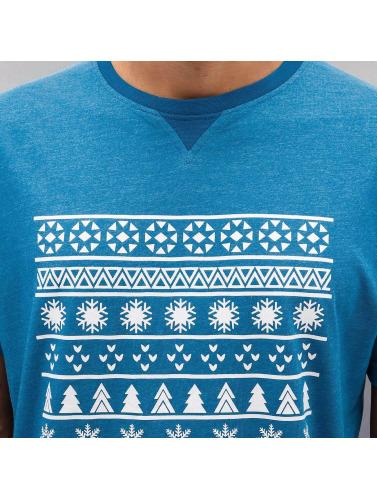 Vente en ligne livraison rapide réduction Juste Rhyse Hombres Neige Camiseta Dans Azul vente authentique wodaiNVMg