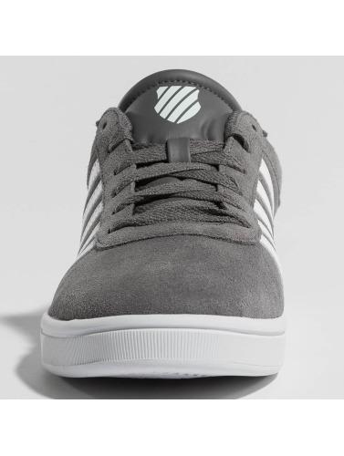 Chaussures De Sport K-swiss Hommes En Cour Gris Cheswick jeu fiable riYp2