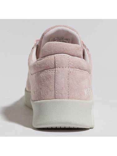 où puis-je commander Chaussures De Sport K-swiss Femmes Aéro Formateur Rose Ingénieur De Conception Nice vente Cq5nxy