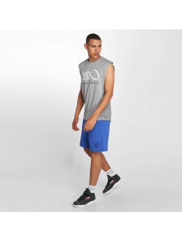boutique pour vendre Noyau K1x Réservoir De Basket-ball Hombres En Tête Tag Gris Réduction limite authentique AGJsOOQ