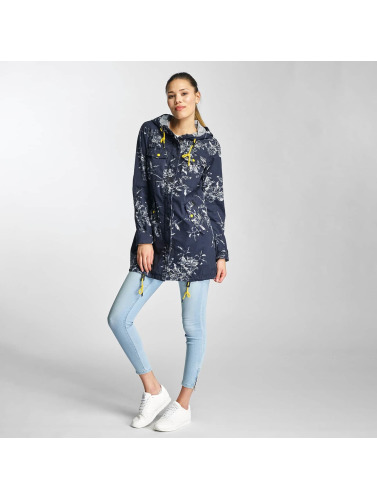 Mujeres Khujo Abrigo Kaatje Dans Azul style de mode 2015 nouvelle 100% original vente Footlocker explorer sortie bTAWDAa