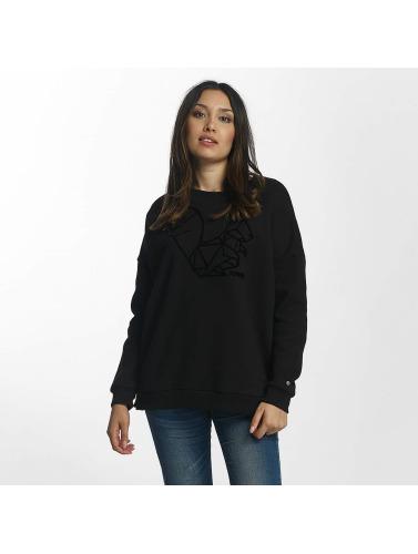 Marita Khujo Femmes En Jersey Noir