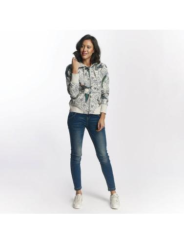 pas cher combien Khujo Les Femmes De Vestes En Blanc parfait pas cher très à vendre moins cher Vn3YD