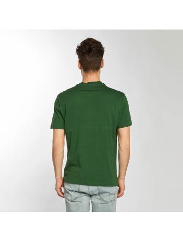 Lacoste De Base Des Hommes En Vert vente sortie EVYej0wO
