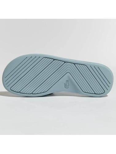 Femmes L30 Slide Vente En De Sandales Lacoste Bleu R58xwqCft