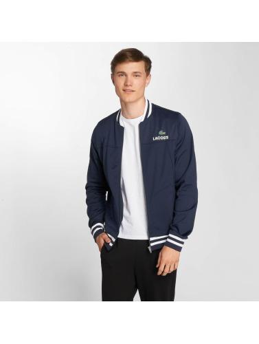 Livraison gratuite fiable magasin de vente Hommes Lacoste Veste En Entretiempo Bleu Classique où acheter venlB