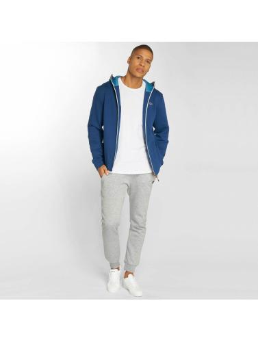Lacoste Sweats Avec Zip Classique Des Hommes En Bleu sneakernews bon marché jn8RZu