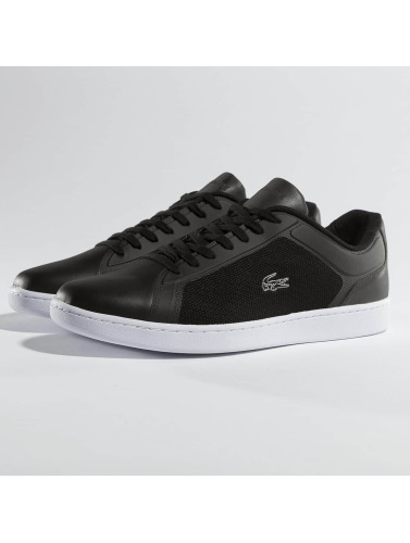Chaussures De Sport Lacoste Hommes Hommes Hommes Endliner Qsp 317 Spm En Noir fe3612