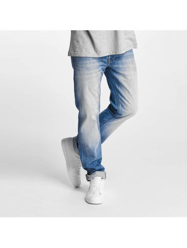 Daren Jeans Serrés Hommes Lee En Bleu