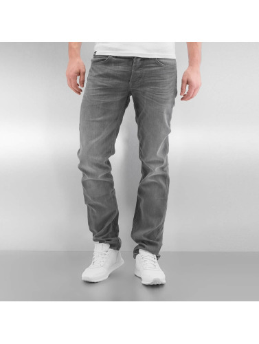 Daren Jeans Serrés Hommes Lee En Gris