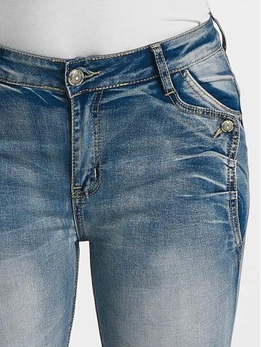 en vrac modèles Femmes Jeans Jambes Maigres Rois Brenda En Bleu vente tumblr prix incroyable sortie beaucoup de styles b8VssRZxI