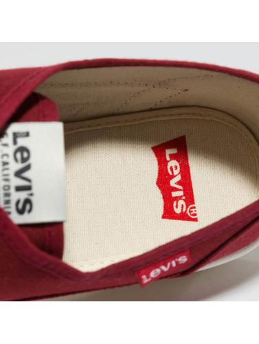 Levis® Baskets Malibu Femmes En Rouge qualité supérieure pas cher explorer g95CW