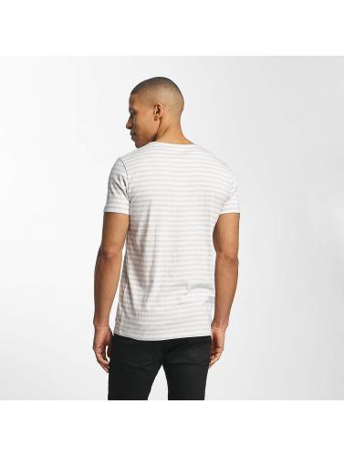 Footlocker pas cher Lindbergh Hombres Camiseta Mouline Rayures En Gris vente avec paypal réduction ebay Best-seller de Chine 3dzKBth