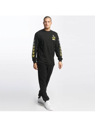 Lrg T-shirt À Manches Longues Hommes De Point Noir parcourir à vendre TsI297cD