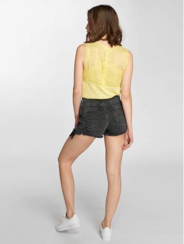 Mavi Jeans Shorts Pantalons Femme En Gris Claire mode sortie style abordable visite rabais iSV4K13eJ