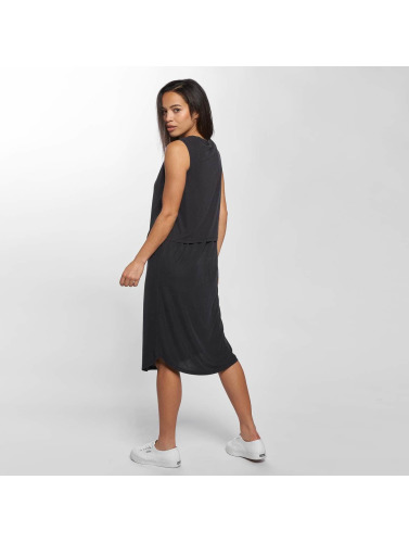 en ligne Mavi Jeans Femmes Robe Sans Manches En Noir sites Internet pas cher marchand 0Y2DRqhE