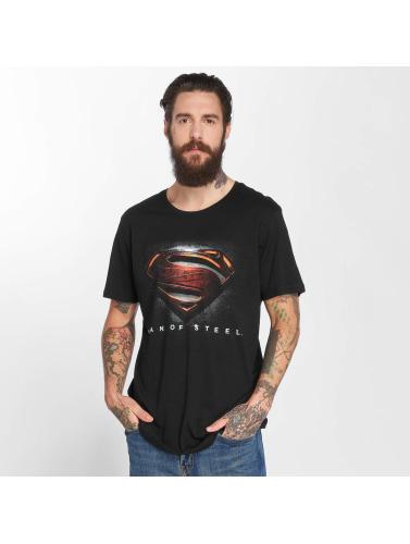 choix rabais Hommes Merchcode En Chemise Noire Mos Superman site officiel parfait en ligne moins cher parfait sortie gdzp8IHQnR