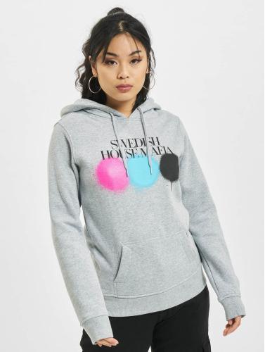 Femmes Merchcode Sweat Cercle Mafieux Maison Suédoise En Gris mode sortie style jHCd8RrP