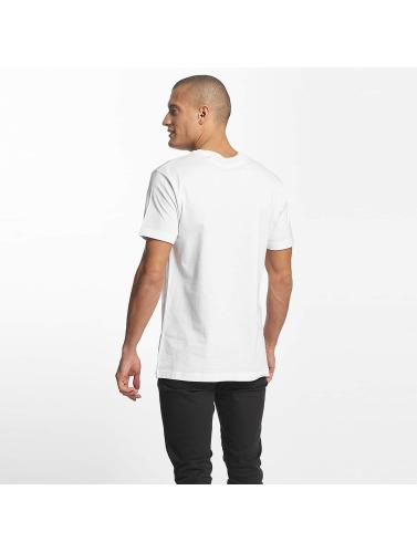 frais achats Gangstas Hommes T-shirt Mister De Paradis En Blanc rabais exclusif réductions 5mp3hfNnz