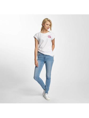 Boutique en ligne Le Mister T-lèvres De La Femme En Blanc qualité 82Ts7mQqhp